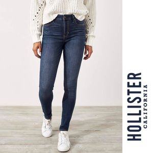 Hollister High-Rise Super Skinny Jeans, 25/28